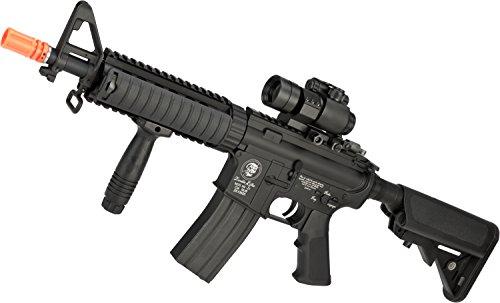 Evike G&P M4 CQB-R Zombie Killer Airsoft AEG Rifle (Package: Gun Only)