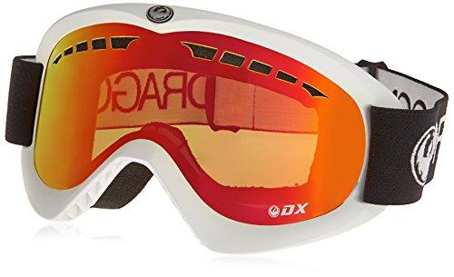 Dragon Alliance DX Ski Goggles, Inverse/Red Ionized