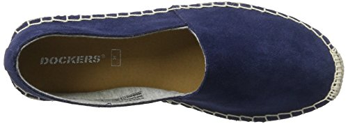 Dockers 200600 Femme Gerli 600 Bleu 40ty201 Bleu by 600 Espadrilles Blau SUpSq