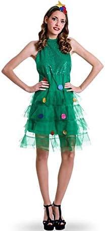 Disfraz de Arbol Navideño Tules para mujer: Amazon.es: Juguetes y ...