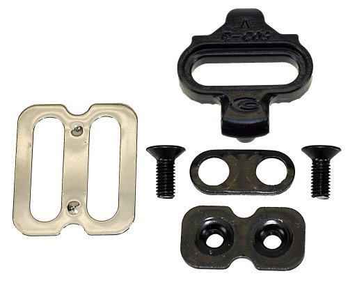 Exustar SPD Compatible Cleat Set by Exustar