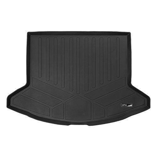 smartliner all weather cargo liner floor mat black for 2017 2018 mazda cx 5 qiwisales. Black Bedroom Furniture Sets. Home Design Ideas