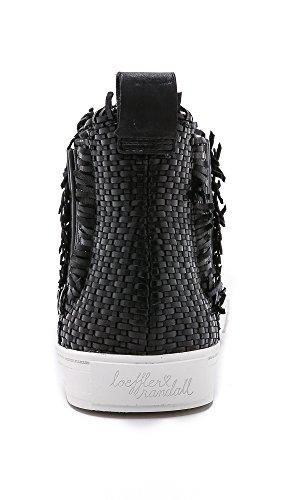 Sneaker Donne Delle Randall Moda in Di Intrecciata Marlie Loeffler Nero Nappa AfBxwP1qw