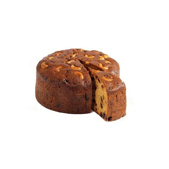 Dezire LG Natural Christmas Gifts Sugar Free Eggless Plum Cake