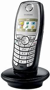 Siemens Gigaset SL1 Color - Teléfono inalámbrico con Base de Carga y Pantalla a Color, Color Gris y Negro: Amazon.es: Electrónica
