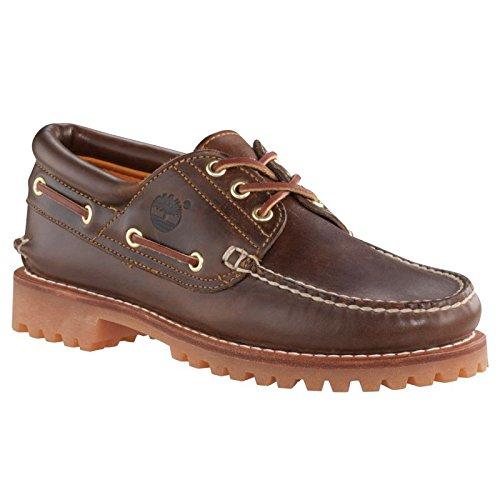 Chaussures MARRON Eye Timberland 3 Classic Authentics dAfwxXx4