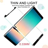 Yersan [2 Pack] for Samsung Galaxy Note 8 Screen