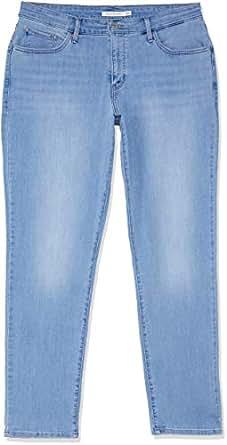 Levi's Women's 311 Plus Size Shaping Skinny, Summertime Blues, 18 M