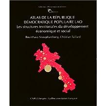 Atlas de la République Populaire du Laos