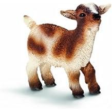 Schleich Dwarf Goat Kid Toy Figure