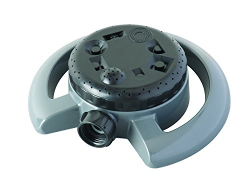Rainwave 8 Pattern Turret Sprinkler
