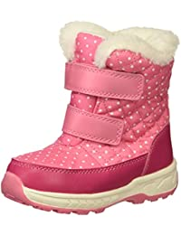 Kids Girl's Fonda Pink Cold Weather Boot Snow