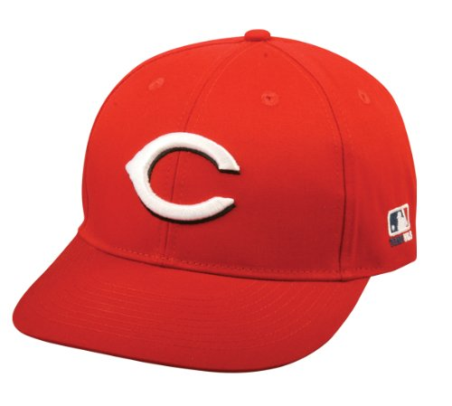 Reds Team Baseball Cincinnati - Cincinnati Reds Youth MLB Licensed Replica Caps / All 30 Teams, Official Major League Baseball Hat of Youth Little League and Youth Teams