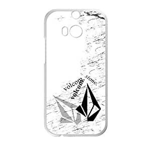 Volcom HTC One M8 Cell Phone Case White WS0217707
