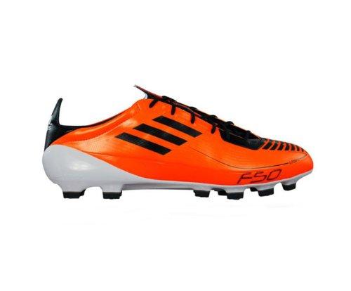 Adidas F50 Adizero TRX HG Mens Football Boots / Cleats - Orange