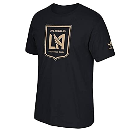 Adidas LA Football Club New Primary Universal T-Shirt (Black) M