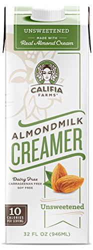 Califia Farms Almondmilk Creamer Unsweetened product image