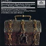 Leopold Mozart: Bauernhochzeit; Musikalische