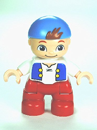 LEGO Duplo Minifigure - Cubby - Never Land Pirates (10513)