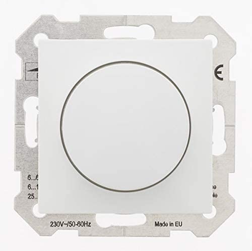 SIEMENS Ingenuity for life Regulador Conmutador Blanco Para Lampara Led 6-60 W Delta Viva Siemens