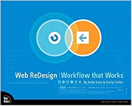 Book Web Redesign Workflow That Works