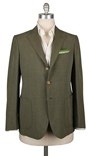 new-cesare-attolini-olive-green-sportcoat