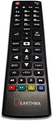 Mando a Distancia Universal para LG Smart 3D LED LCD HDTV TV ...