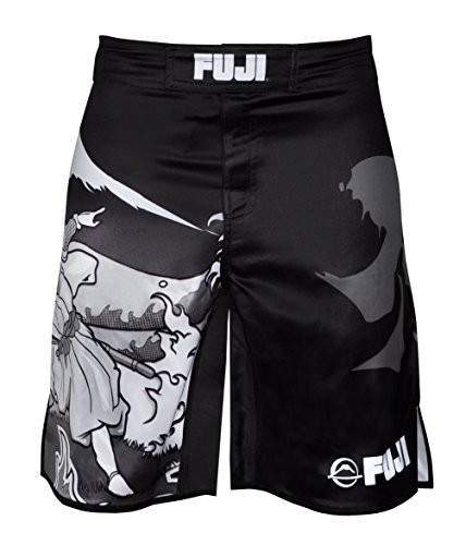 Fuji Sports Sakana Board Shorts, Size 28 ()