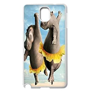 DDOUGS I Hippo New Fashion Cell Phone Case for Samsung Galaxy Note 3 N9000, Customized I Hippo Case