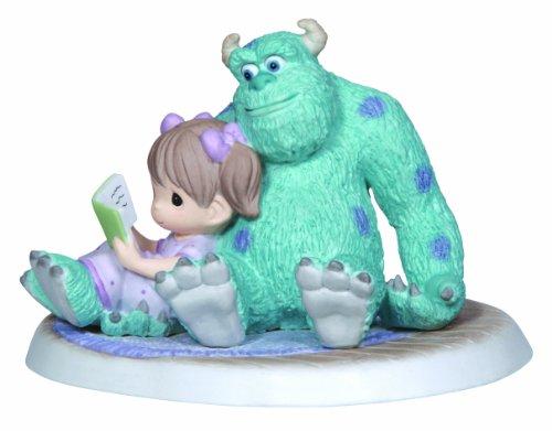 Precious Moments, Disney Showcase Collection, Snuggle-Time, Bisque Porcelain Figurine, 132003