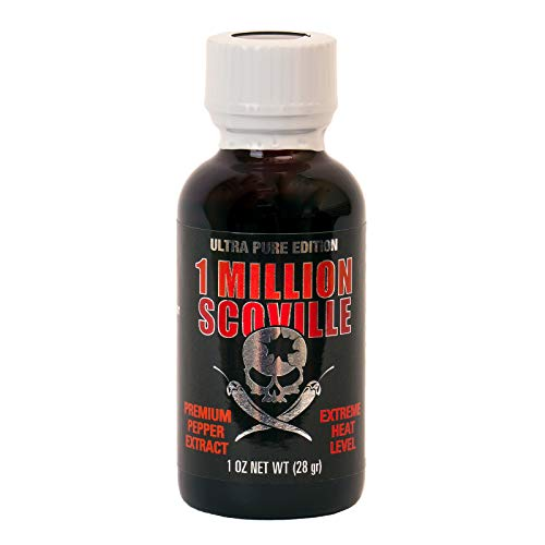 Mad Dog 357 ECO 1 Million Scoville Ultra Pure Pepper Extract