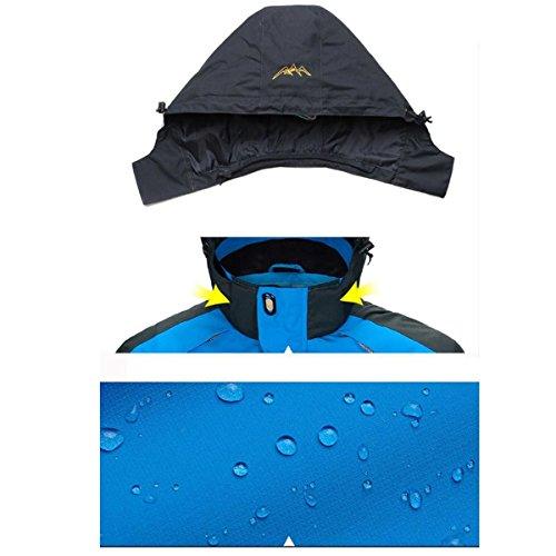 Viaggi Impermeabile H Giacche Donna Alpinismo Wanghh Abbigliamento Giacca camping Sportivo Uomo Escursionismo 8PqfZxp