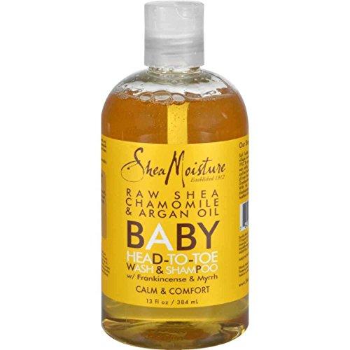 Shea Moisture Butter Chamomile Shampoo