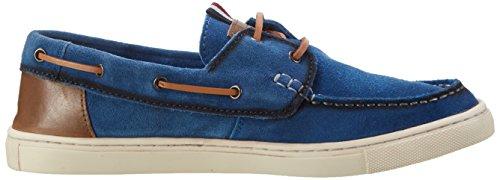s.Oliver 13608, Náuticos Para Hombre Azul (SKY 834)