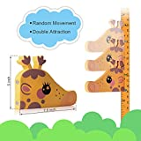 Triwol Baby Height Growth Chart Ruler Room Wall