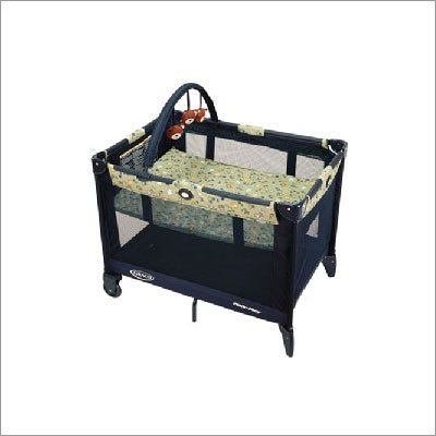 UPC 047406074532, Graco Pack 'n Play w/ Bassinet & Toy Bar (wheels for mobility)