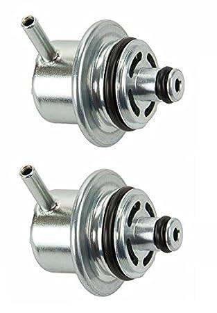 Set of 2 Fuel Injection Pressure Regulator Genuine