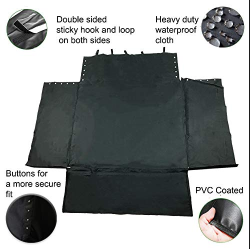 Shield Autocare /© Heavy Duty Waterproof Boot Liner Protector PVC Backed SAHDBL1616