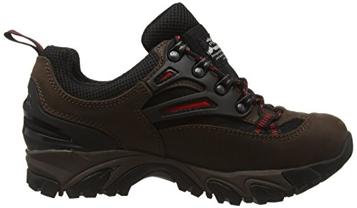 Alpina 680355 - Zapatillas de senderismo Unisex adulto marrón (marrón)