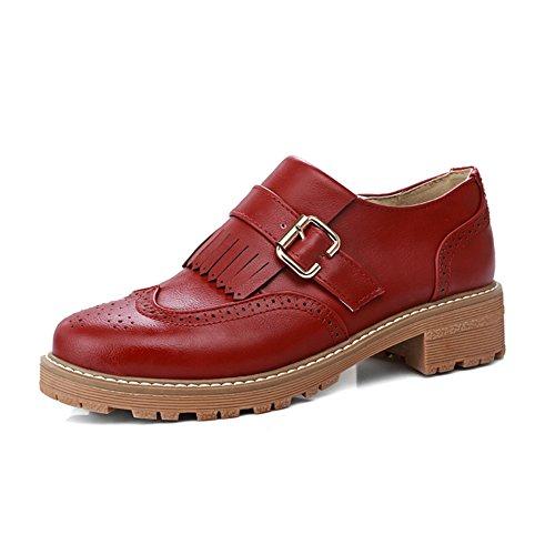 De B Corte Flecos Bajo Del De Profunda Zapatos Zapatos Zapatos Viento Estudiante College Con Zapatos Del fnXZOqn4