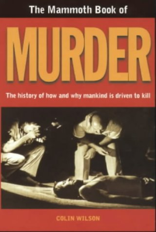 Read Online The Mammoth Book of Murder pdf