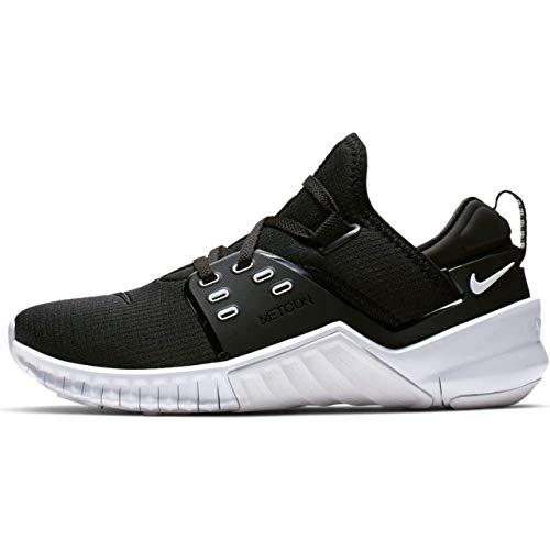 Nike Women's Free Metcon 2 Training Shoe Black/White Size 9 M US