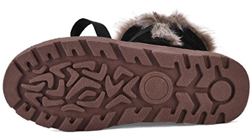 Boots Smithroad Snow Black Black Boots Women's Snow Women's Smithroad tPnSgqa