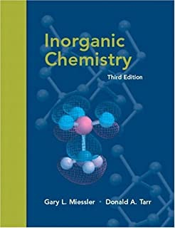 Physical chemistry thomas engel philip reid 9780805338423 amazon inorganic chemistry 3rd edition fandeluxe Image collections