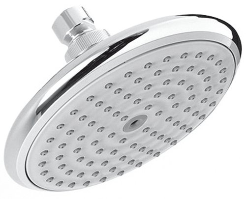 - Hansgrohe 27466001 Raindance E 150 AIR 1-Jet Shower Head, Chrome