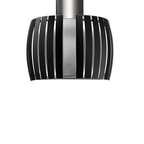 Falmec Prestige - Campana de pared acabado cristal negro de ...