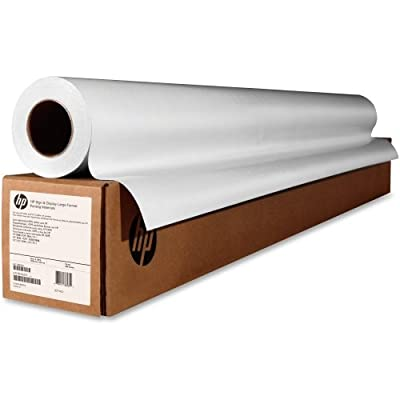 HP Bond Paper - A0 - 36quot; x 150 ft - 18 lb - 70 Brightness - 1 Roll - Translucent