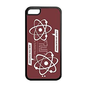 the Case Shop- The Big Bang Theory TV Show TPU Rubber Hard Back Case Silicone Cover Skin for iPhone 5C , i5cxq-601