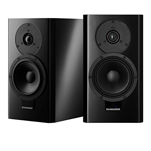 Dynaudio Xeo 20 Bookshelf Speaker - Pair (Black)