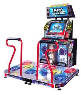 Pump It Up NX Absolute Dance Machine - Video Arcade Game - GX Standard (Pump It Up Arcade)